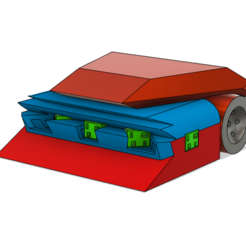 1.PNG Download STL file Mini Sumo Robot (PRO) Only for winners • 3D printable design, ClawRobotics