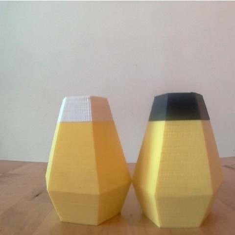 2b5e72b84d0aee240ee51a56f70f24fb_preview_featured.jpg Download free STL file Salt and Pepper Shaker • 3D printable template, Monkey3D