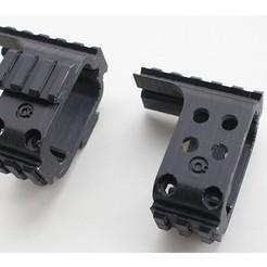 Free 3D printer files Tokyo Marui Attachement 2, stevenve