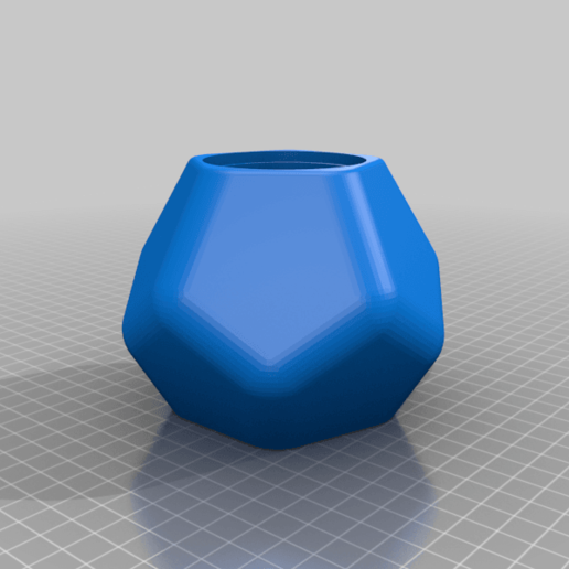 plant_pot.png Download free STL file Levetating Plant Pot • 3D print design, MakerMind