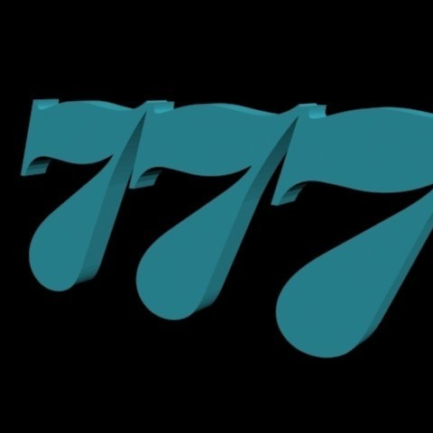 STL 777, pendant