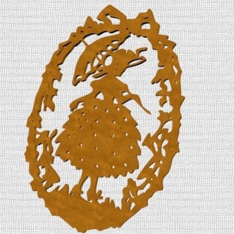 1.jpg Download OBJ file Lady • Template to 3D print, Zorana