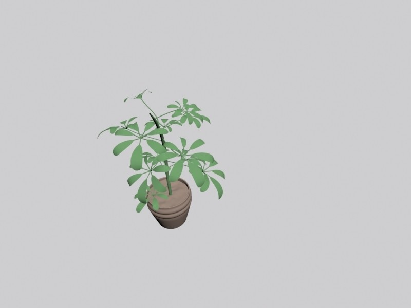 2.jpg Download free OBJ file Plant • 3D printer template, Zorana