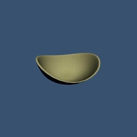 1.jpg Download OBJ file Bowl • Model to 3D print, Zorana