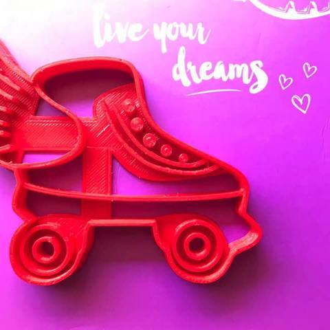 Download free 3D printing files soy luna cookie cutter/ im moon, memy_ironmaiden