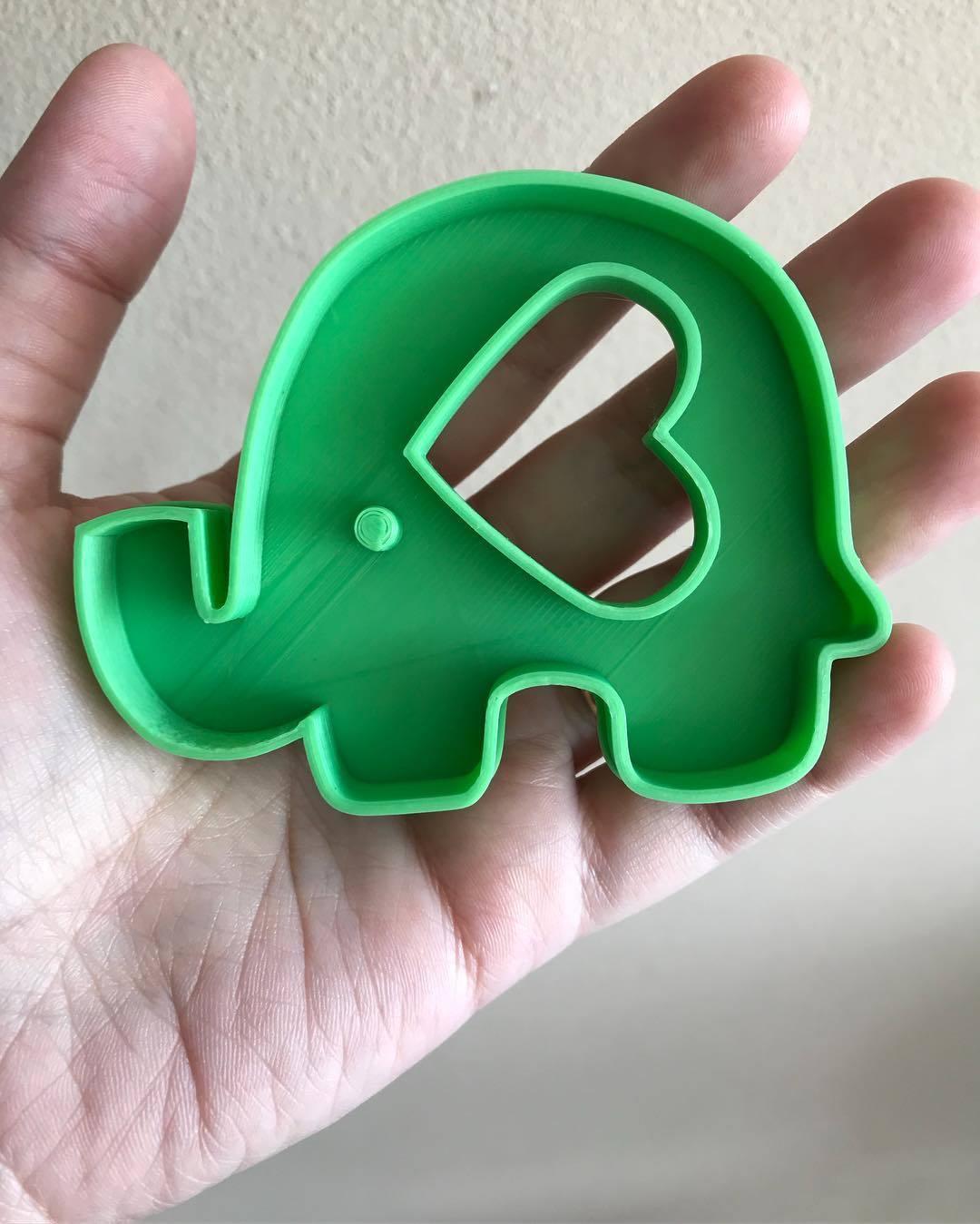 41669265_1875708012518418_3145691655986741248_o.jpg Télécharger fichier STL gratuit l'emporte-pièce éléphant • Design à imprimer en 3D, memy_ironmaiden