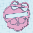 Captura de pantalla 2018-07-31 a la(s) 21.37.20.png Download free STL file monster high cookie cutter • 3D print design, memy_ironmaiden