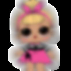 Télécharger fichier 3D gratuit L'emporte-pièce de la poupée Lol, memy_ironmaiden