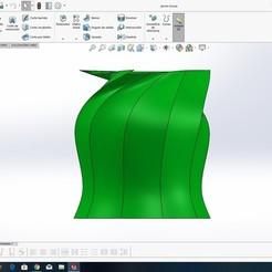 3d print files Crazy Vase =), JG943D