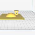 3D print model Egyptian House 100*80*150 for playmobil portal of Bethlehem, JG943D