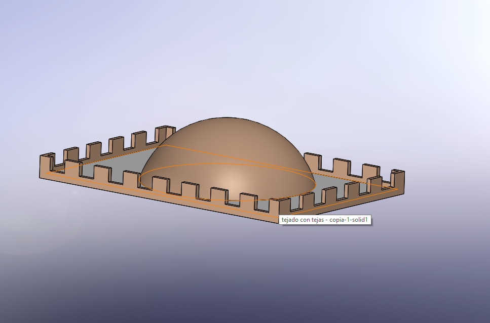 techo arabe castillo.png Download free STL file Playmobil dome roofs • 3D print object, Imprimetelo3d