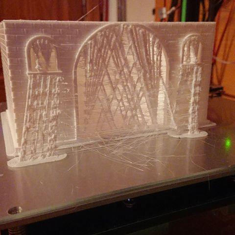 Objet 3D Maison Playmobil exclusive 150*100*150mm mesures conçues pour Playmobil, JG943D