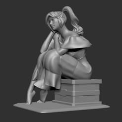PLIDS1.jpg Download free STL file Female model • 3D printing design, cchampjr