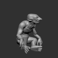 Download free 3D model The Goblin, cchampjr