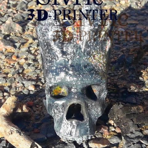 Diseños 3D dead groot, ulluacristianomar