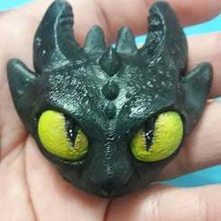 Download 3D printing models keychain chimuelo, ulluacristianomar