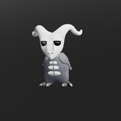 Download 3D printing designs baby shinigami, ulluacristianomar