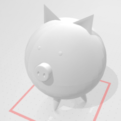 Screenshot 2021-01-09 220751.png Télécharger fichier STL gratuit Tirelire • Modèle pour impression 3D, teredo