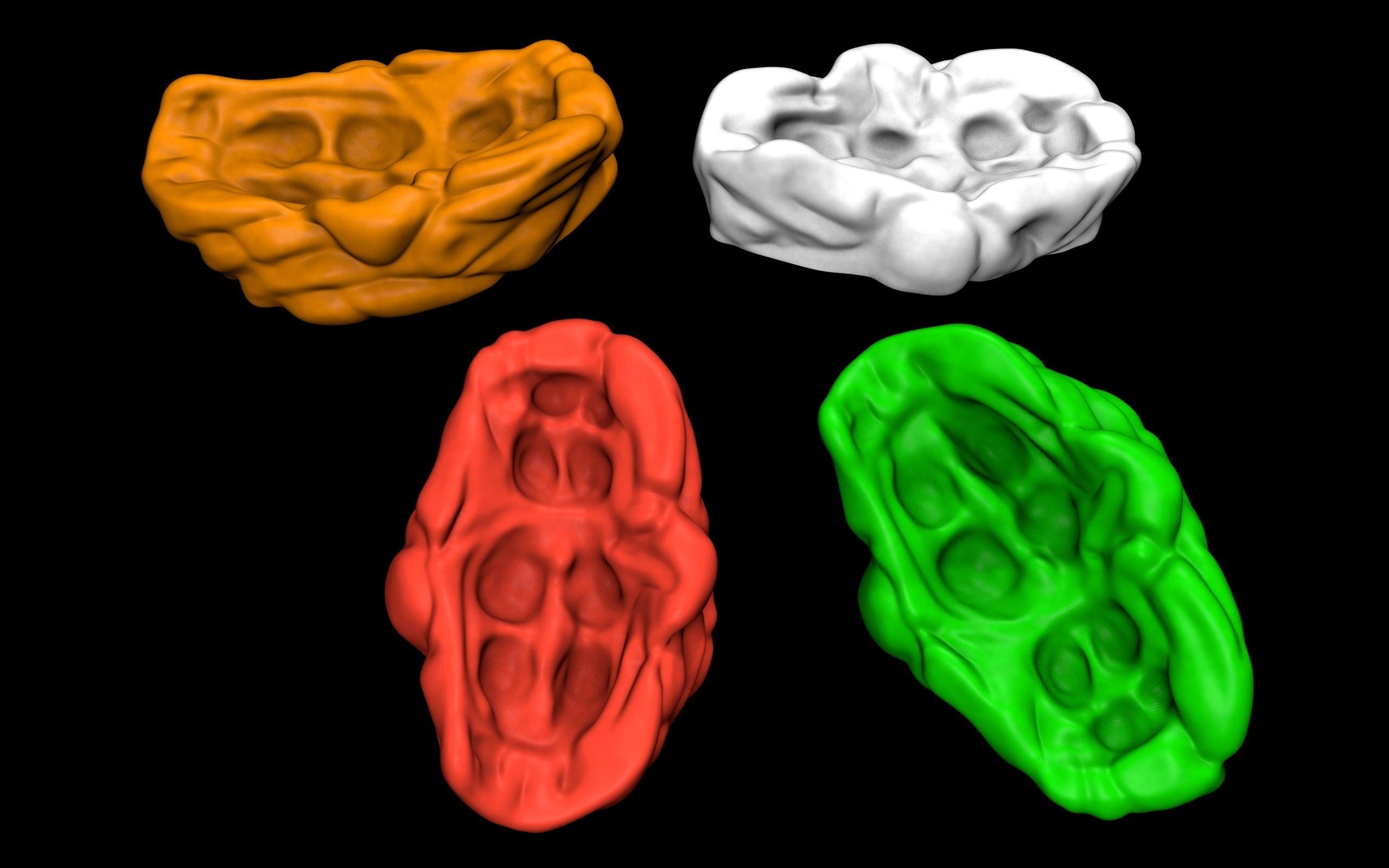Bubble Gum Magnet.jpg Télécharger fichier STL gratuit Bubble Gum Magnet • Modèle pour imprimante 3D, Alsamen