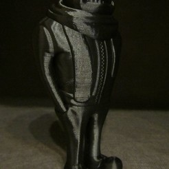 Free 3D model Gru (Easy print no support), Alsamen