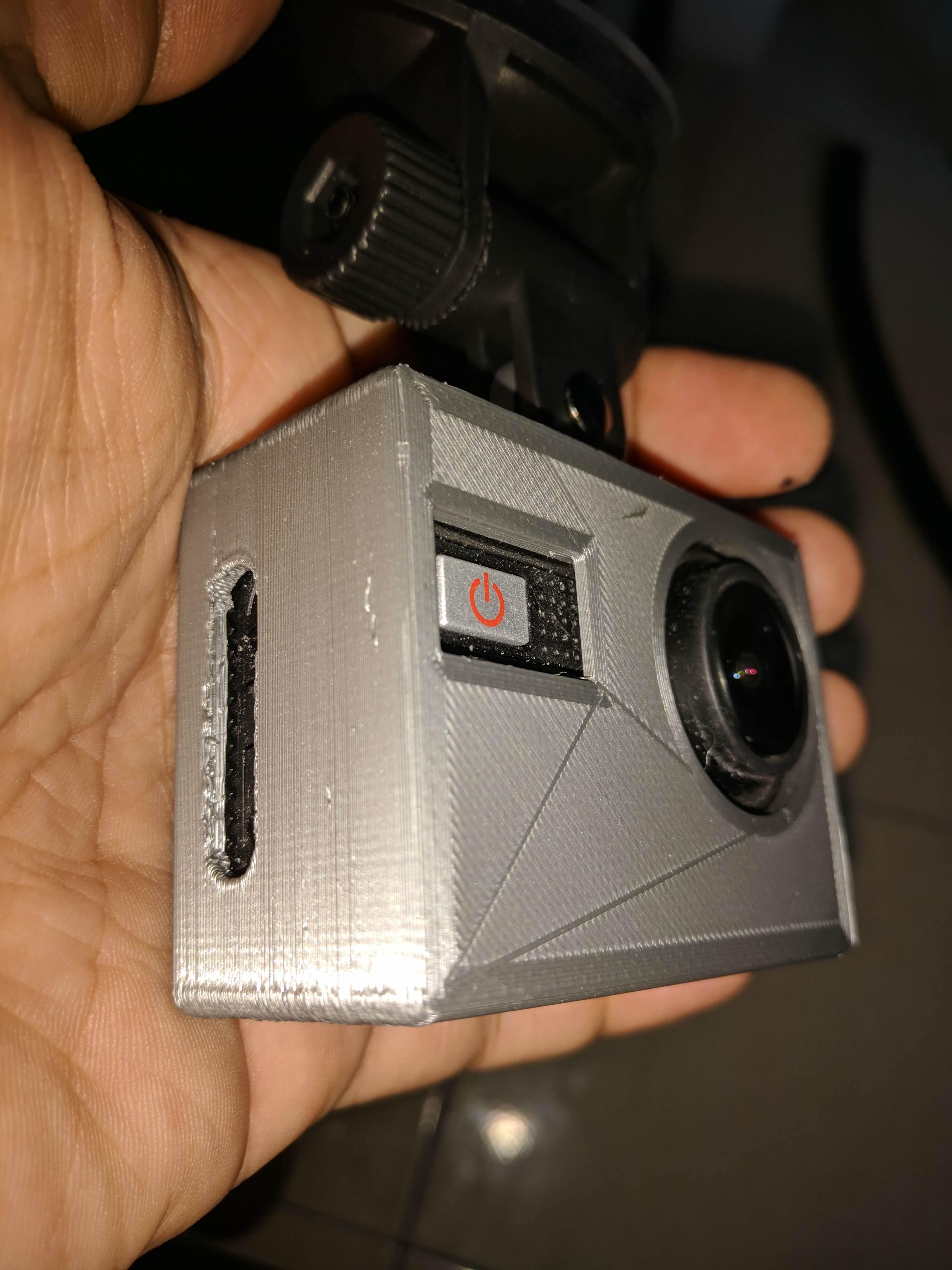IMG_20180822_173742.jpg Télécharger fichier STL gratuit Boîtier de montage voiture pour Discovery Adventures DS300 action camescope • Objet à imprimer en 3D, Picsnapr