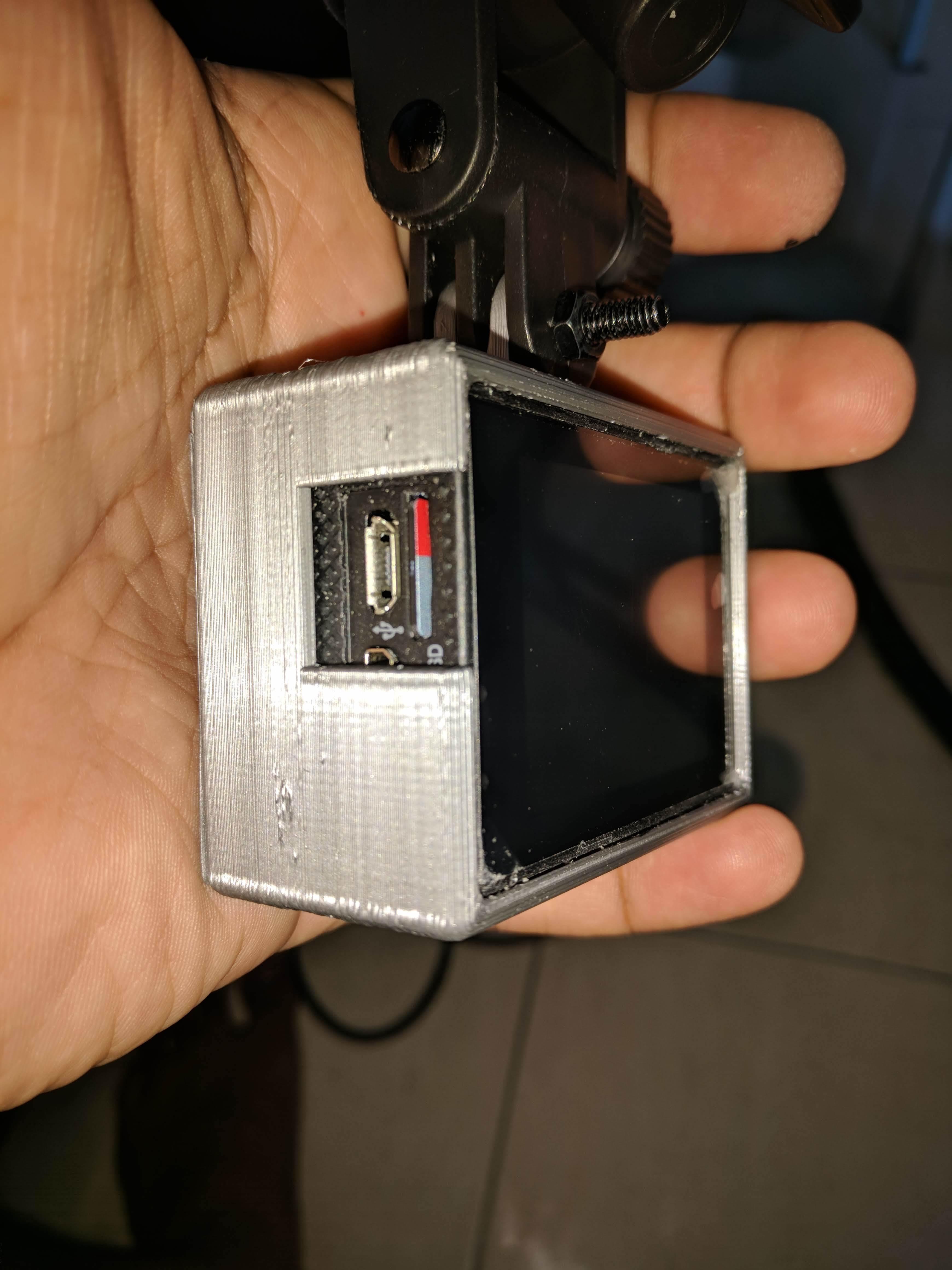 IMG_20180822_173718.jpg Télécharger fichier STL gratuit Boîtier de montage voiture pour Discovery Adventures DS300 action camescope • Objet à imprimer en 3D, Picsnapr