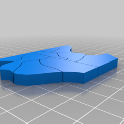 puzzle_pieces.png Download free STL file Water puzzle - Level 1 • 3D printable model, Gophy