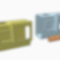 HERO567_case.stl Télécharger fichier STL gratuit HERO5 et plus Boîtier / Montage Spectre • Design imprimable en 3D, Gophy