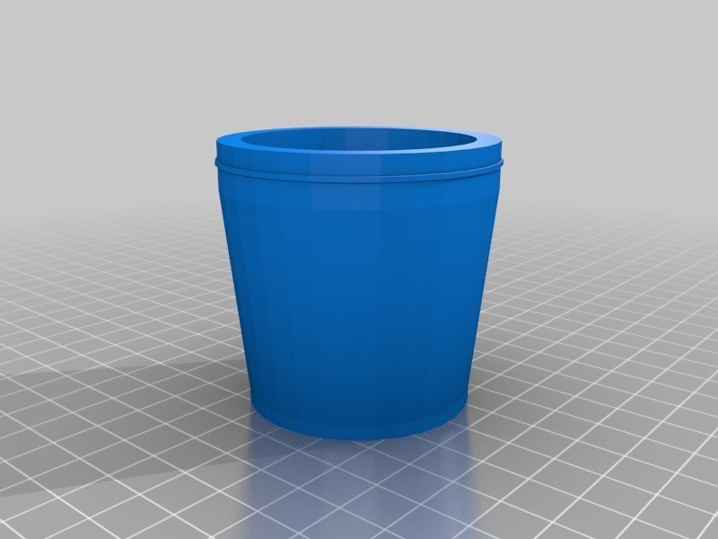 4ff4661ae505d6dd8fcebf4c1d2a20cf_display_large.jpg Download free STL file Ice Shot Glass Maker Remix • Template to 3D print, Gophy