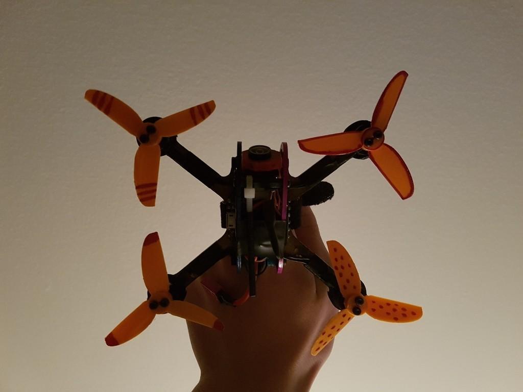 fc44b1e526a33783e1c4040263725eee_display_large.jpg Télécharger fichier STL gratuit RHR-25 Hélice pour quadricoptère de 2,5 po • Modèle pour impression 3D, Gophy