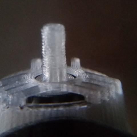 c4624621b195572ca379383412367d0d_display_large.jpg Télécharger fichier STL gratuit Motor Spinner (608 Bearing) • Design à imprimer en 3D, Gophy