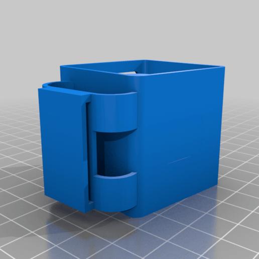 sessoin_5_cinelad.png Download free STL file GoPro session RS GO mount Lite • 3D print object, Gophy