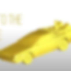 Télécharger plan imprimante 3D gatuit PRINTABLE DeLorean DMC-12 - Retour à l'avenir - normal - normal, Gophy