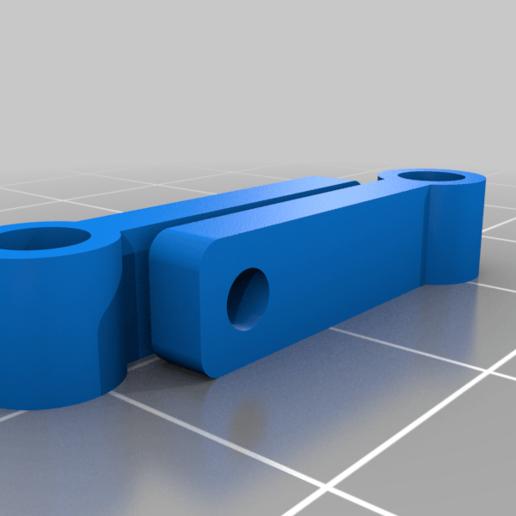 """frame_HD_v0-5_cammounts.png Télécharger fichier STL gratuit Cinelad 3"""" - Cadre HD compact et léger • Modèle à imprimer en 3D, Gophy"""
