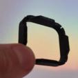 fichier stl gratuit GoPro Hero 5 / Hero 6 - Protecteur d'objectif, Gophy