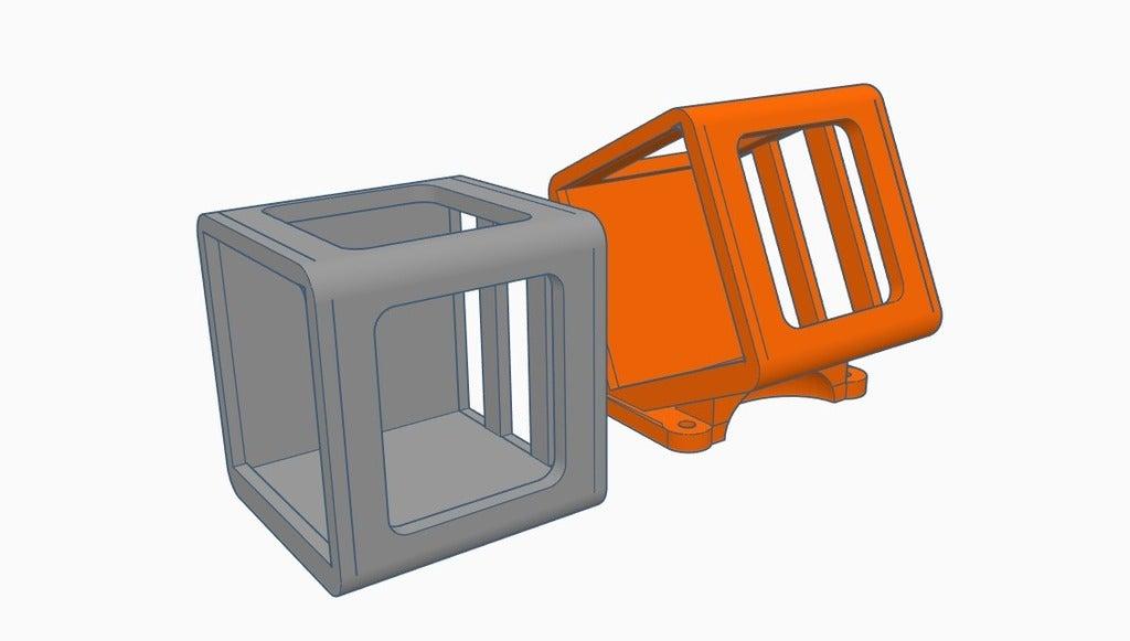 b00f4a7a895a0df41ec30dd8c17dc3f5_display_large.jpg Télécharger fichier STL gratuit Runcam 5 Case / Mark II 25° montage 25 • Objet imprimable en 3D, Gophy