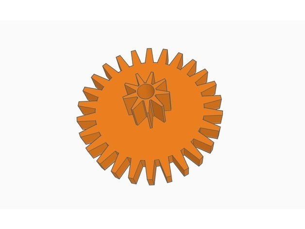 2fcf4a9be31e104d94e16edab5236fdf_preview_featured.jpg Download free STL file Wltoys L939 / A989 / A999 Gear (Next to the motor) • 3D printing template, Gophy