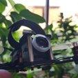 Download free STL CADDX Turtle ND Clip / Lens Protector, Gophy