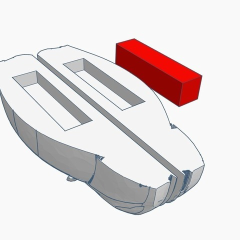 886d97bd269bba9fa27ab39ce5af6a98_display_large.jpg Télécharger fichier STL gratuit TESLA MODÈLE 3 • Plan pour impression 3D, Gophy