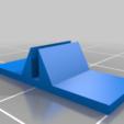 dmc_stand_platform_angled.png Télécharger fichier STL gratuit Stand d'exposition de la DMC-12 DeLorean - Retour vers le futur • Modèle pour impression 3D, Gophy