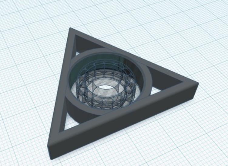Capture d'écran 2018-07-19 à 14.35.01.png Download free STL file FIgdet spinner triangle • 3D printable design, Gophy