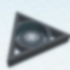 Ingenious20Kup.stl Download free STL file FIgdet spinner triangle • 3D printable design, Gophy