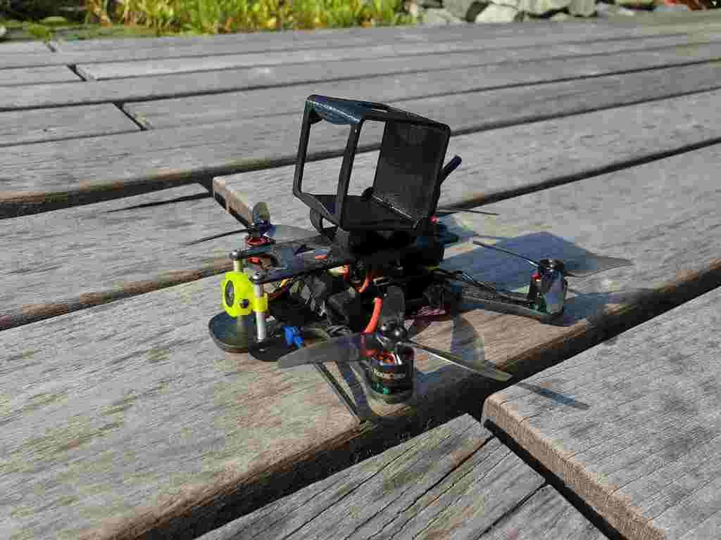 20200810_092831_compress60.jpg Download free STL file GoPro session RS GO mount Lite • 3D print object, Gophy