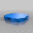 Télécharger fichier STL gratuit Pot de fleur + soucoupe ALIEN • Modèle pour imprimante 3D, Gophy
