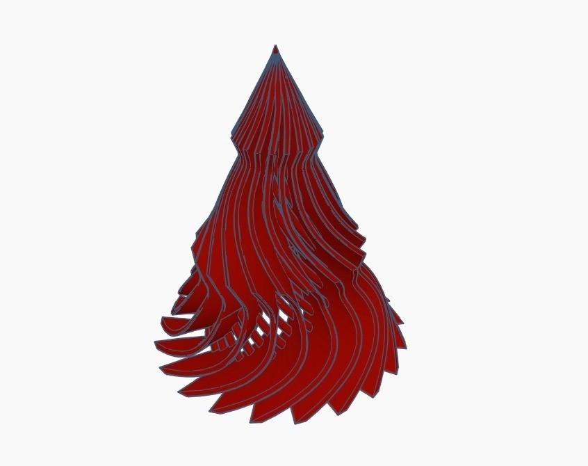 b74f43bda883b2fa88bb46edf7613f5e_display_large.jpg Download free STL file Christmas tree idea FIXED • 3D printer model, Gophy