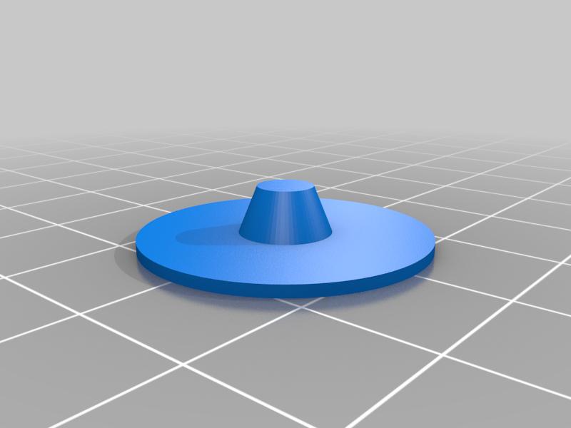 dmc_stand_base-for_wire.png Télécharger fichier STL gratuit Stand d'exposition de la DMC-12 DeLorean - Retour vers le futur • Modèle pour impression 3D, Gophy