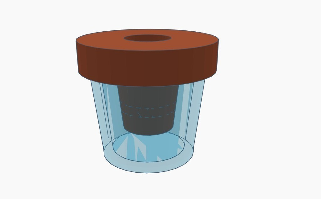 0cb0e6ffe65bf8525886413b463945df_display_large.jpg Download free STL file Ice Shot Glass Maker Remix • Template to 3D print, Gophy