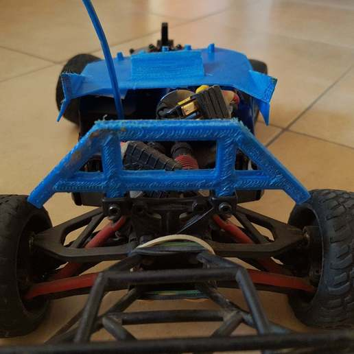 20200407_172011_copy_2016x1512.jpg Download free STL file Traxxas 1/16 Chassis Mod • 3D printable design, Gophy