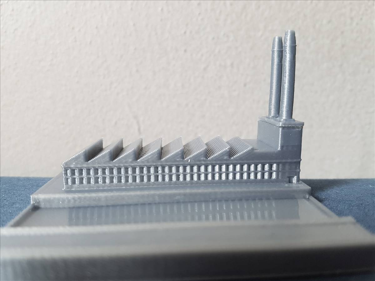 20190906_123204_0001.jpg Download free STL file Mini factory with real river • 3D printer model, Gophy