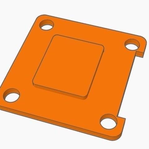 34fb8947a3f916267130d2bcbe4ad35e_display_large.jpg Télécharger fichier STL gratuit Split Mini - Couvercle du boîtier • Objet pour imprimante 3D, Gophy